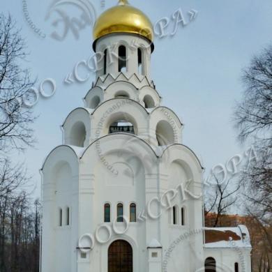 Церковь Виктора воина в Котельниках, г. Москва