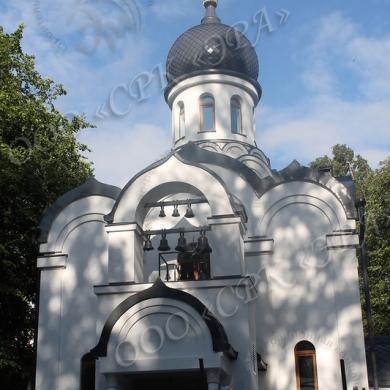 Храм - Часовня Преображения Господня пос. Репино, Санкт-Петербург
