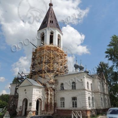 Вознесенская церковь в Фурманове Ивановской области