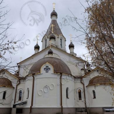 Храм иконы Божией Матери «Неопалимая Купина» Юрлово1