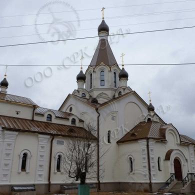 Храм иконы Божией Матери Неопалимая Купина Юрлово
