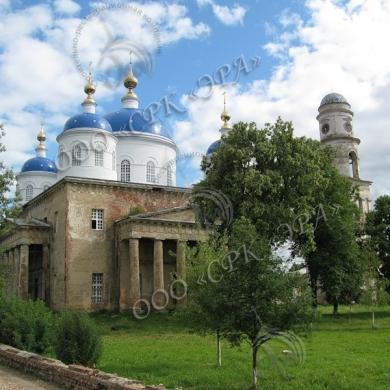 Собор Благовещения Пресвятой Богородицы в Мещовске