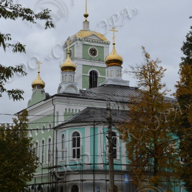 Свято-Троицкого храма Старая Купавна